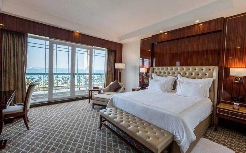 رزرو هتل های کیش با کمترین قیمت در جاجو