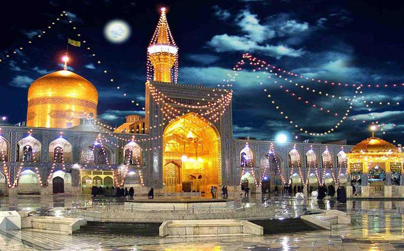 رزرو سوئیت در مشهد نزدیک به حرم