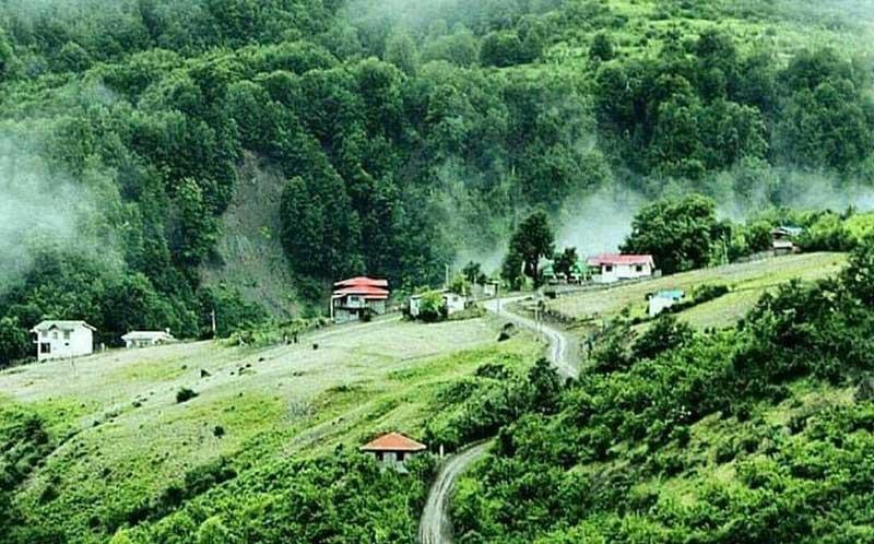 اجاره ویلا در دیلمان استان گیلان