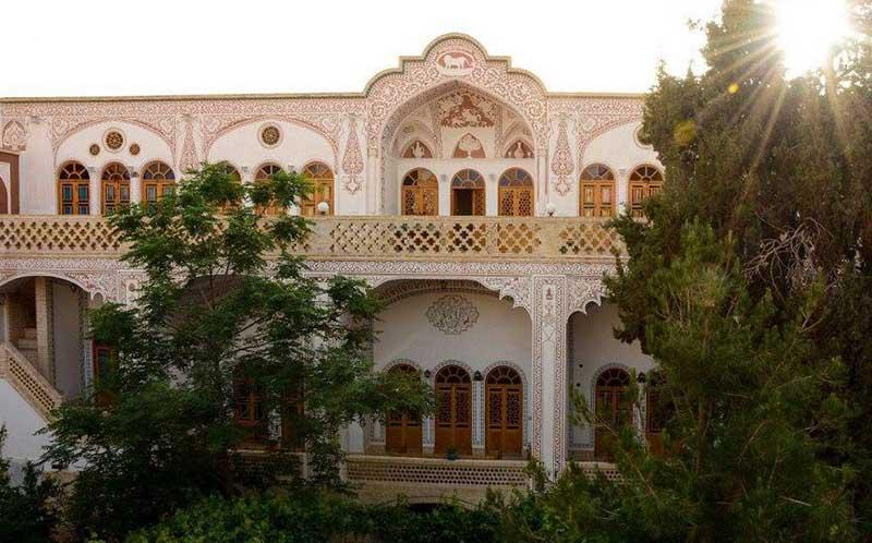 رزرو هتل در کاشان