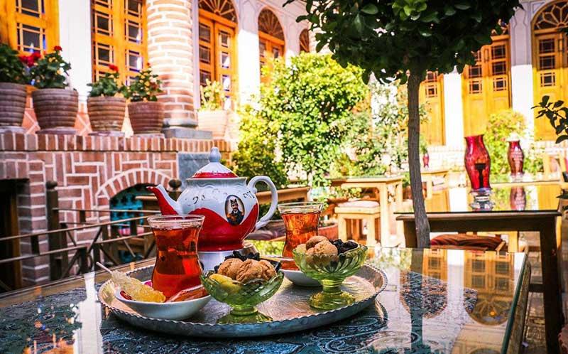 رزرو هتل در اصفهان